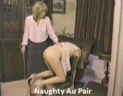 Naughty Au Pair - Digital Download