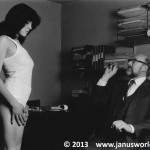 Janus caning photo