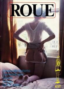 Roue Spanking Magazine