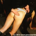 februs spanking
