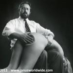 Alice - Janus spanking