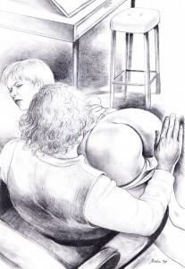 my janus weekend spanking