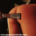 Janus 154 spanking