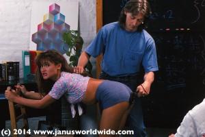 spanking Februs 16