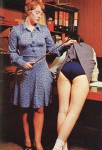 spanking magazines