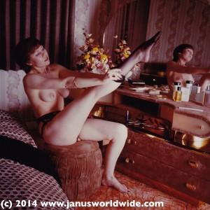 Paula Meadows - Janus